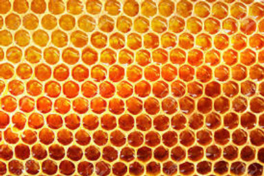 Honey Comb from Dartmoor bees 200 gr