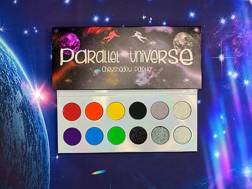 """Parallel Universe"" Cheyshadow palette 👽🪐"