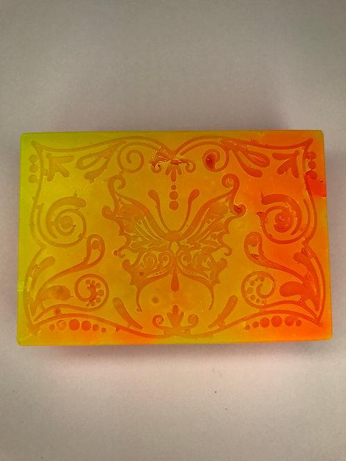 Orange/Yellow Butterfly