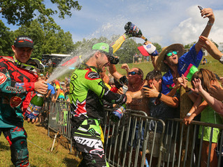 MUDDY CREEK RACE RECAP