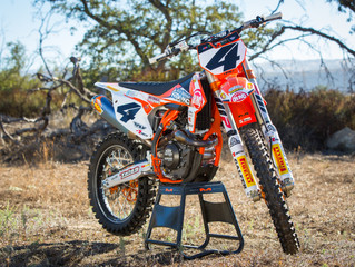 BAGGETT SIGNS WITH ROCKY MOUNTAIN ATV/MC KTM RACING