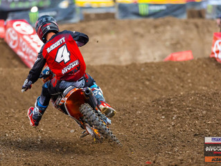 EAST RUTHERFORD RACE REPORT