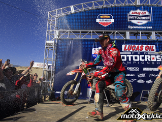 GLEN HELEN RACE REPORT