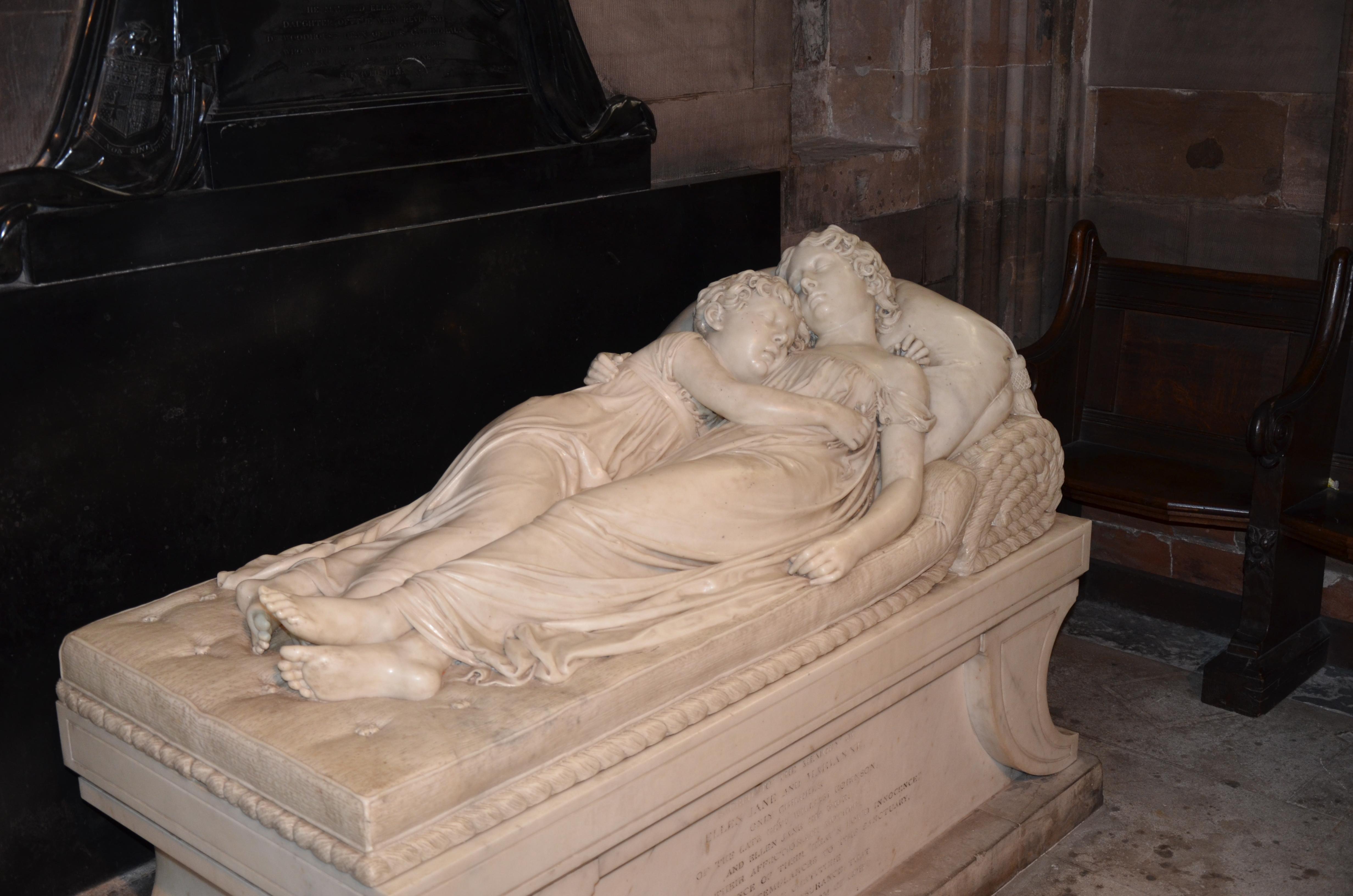 The Sleeping Children: Lichfield, UK
