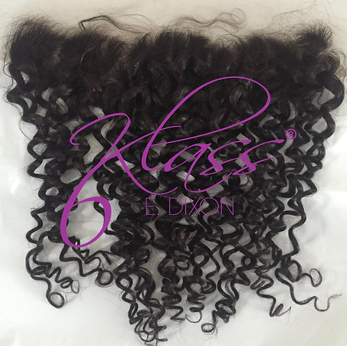 Spanish Curl Frontal