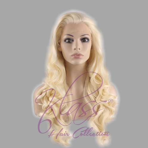Blonde Bodywave Lace Front Wig