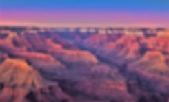 The Grand Canyon is a massive structure formed millions of years ago and is one of the natural wonders of the world. It is known to creates its own weather and ecosystem