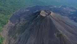 Volcan de Izalco or Izalco Volcano, El Salvador