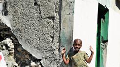 The Jovial Soul of Port-au-Prince, Haiti