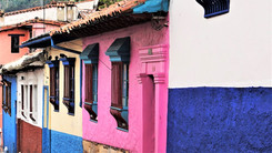 The Colors of Bogotá, Colombia
