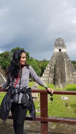The Mayan ruins of Tikal, Guatemala