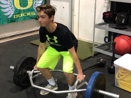 Is it safe for kids to lift weights?