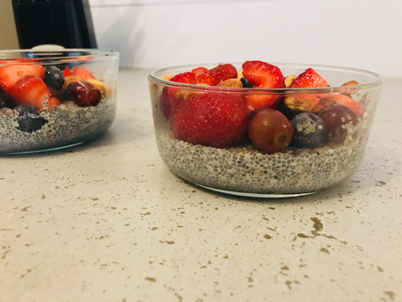 Superfood Chia Parfait