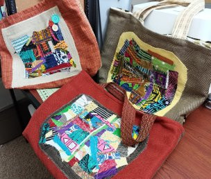 Fabric Tote Bags