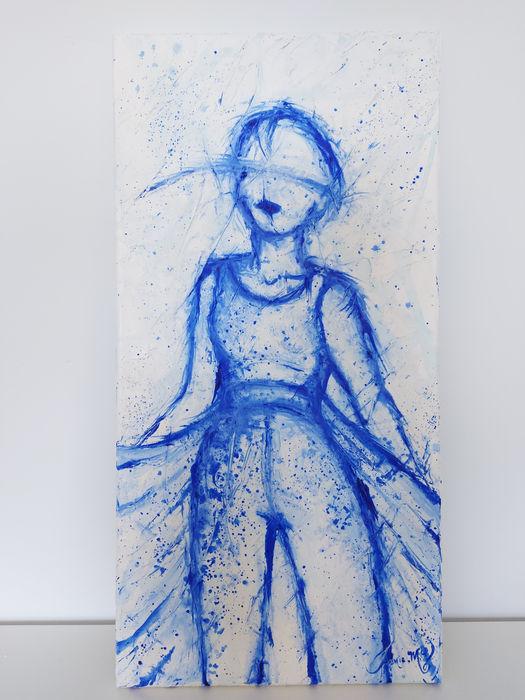 La lady bleue #3