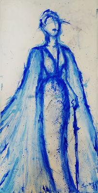 La lady bleue Série 1/3
