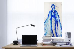 La lady bleue est élégante, féminine, imbattable... Sa présence se propage partout où elle va.