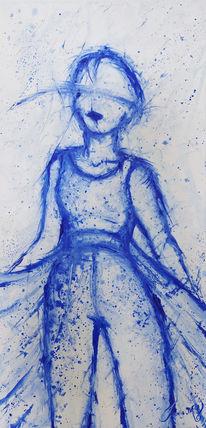 La lady bleue Série 3/3