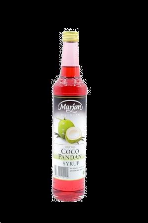 Marjan Coco Pandan Syrup