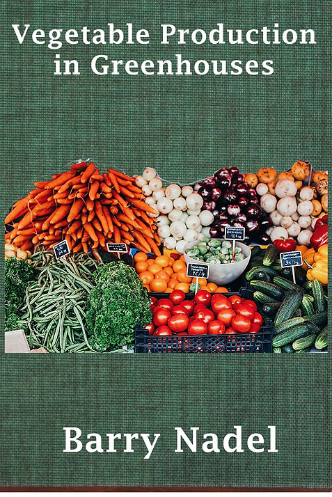 Vegetable Production front cover 19-521.