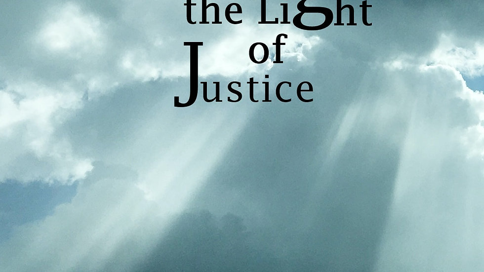 Shielding the Light of Justice  The second book of the Hoshiyan Chronicle series