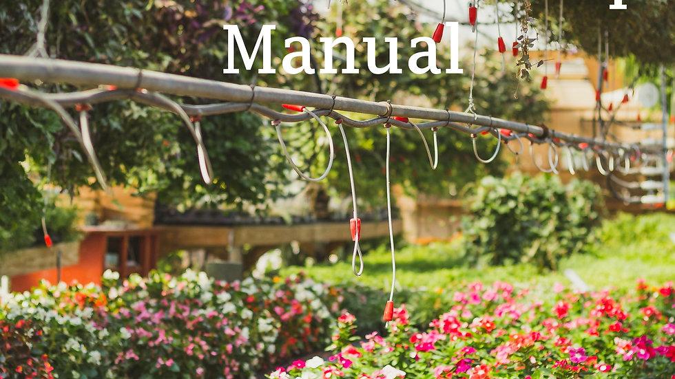 Greenhouse Setup Manual