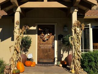 Fabulous Fall Front Doors!