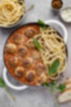 Chicken-meatballs-with-sun-dried-tomatoe