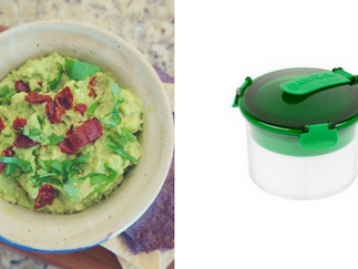 Benefits of the Guac-Lock Storage System + Giveaway!