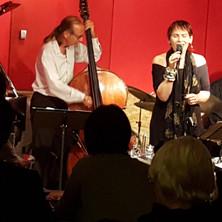 Janis and Kenny at Kitano
