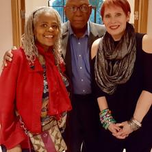 Yvette Freeman, Lanny Hartley, Janis