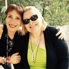 Janis and Deedles at Idyllwild Jazz Festival