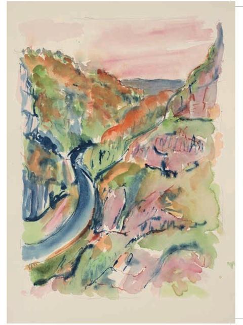 Cheddar Gorge 8