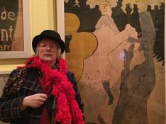 Toulouse Lautrec exhibitiob Bath