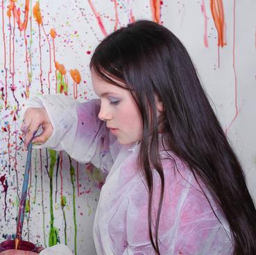 Messy Art