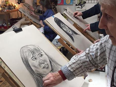 Portraite session