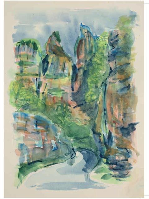 Cheddar Gorge 5