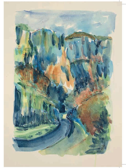 Cheddar Gorge 6