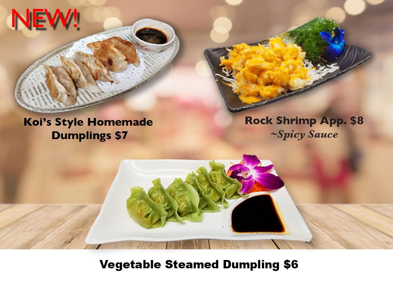 website Homemade Dumpling