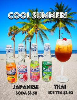 Japanese Soda Menu 2