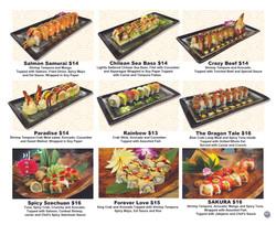 Koi Brick menu 17