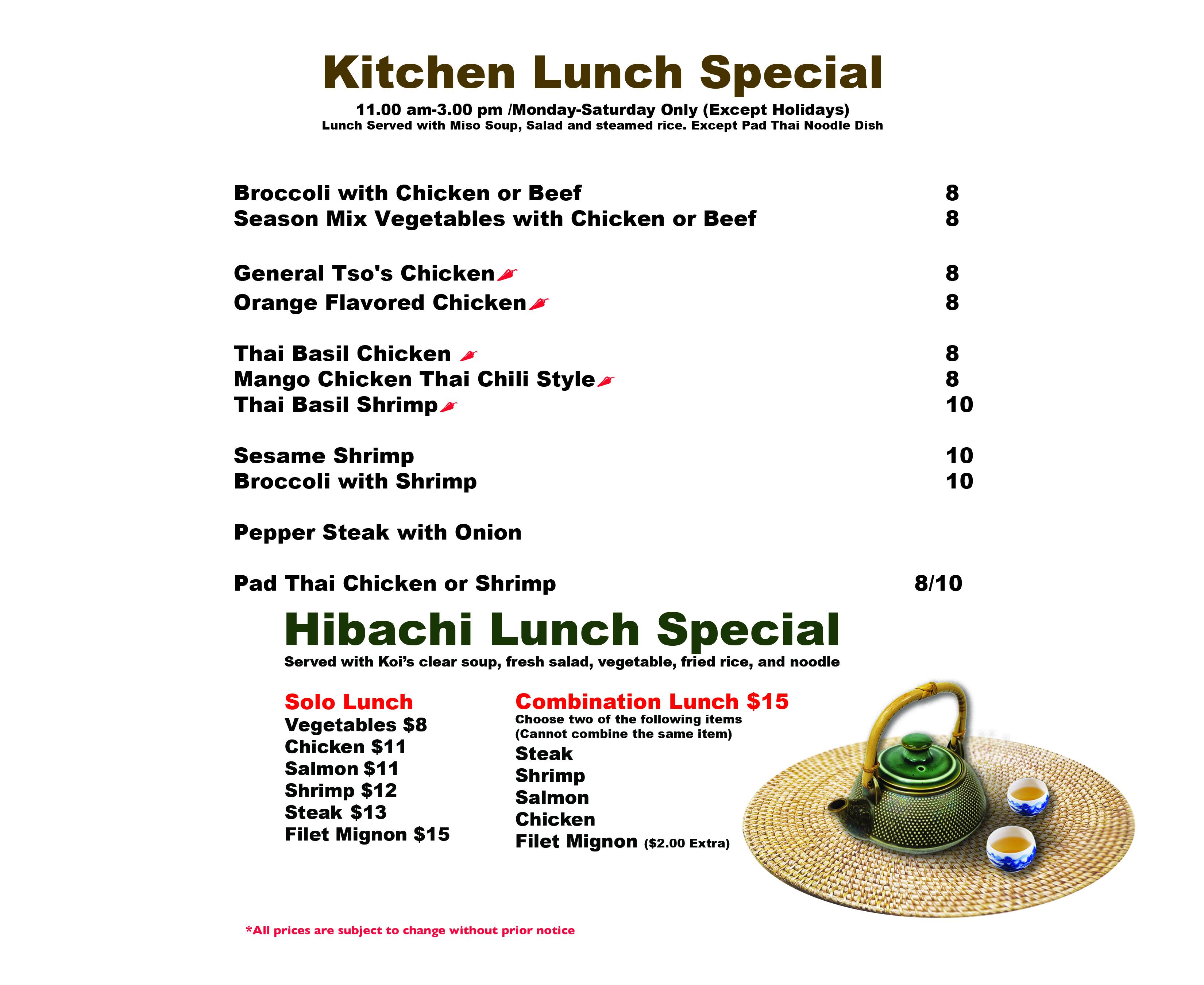 Koi Hibachi web site menu 22 copy