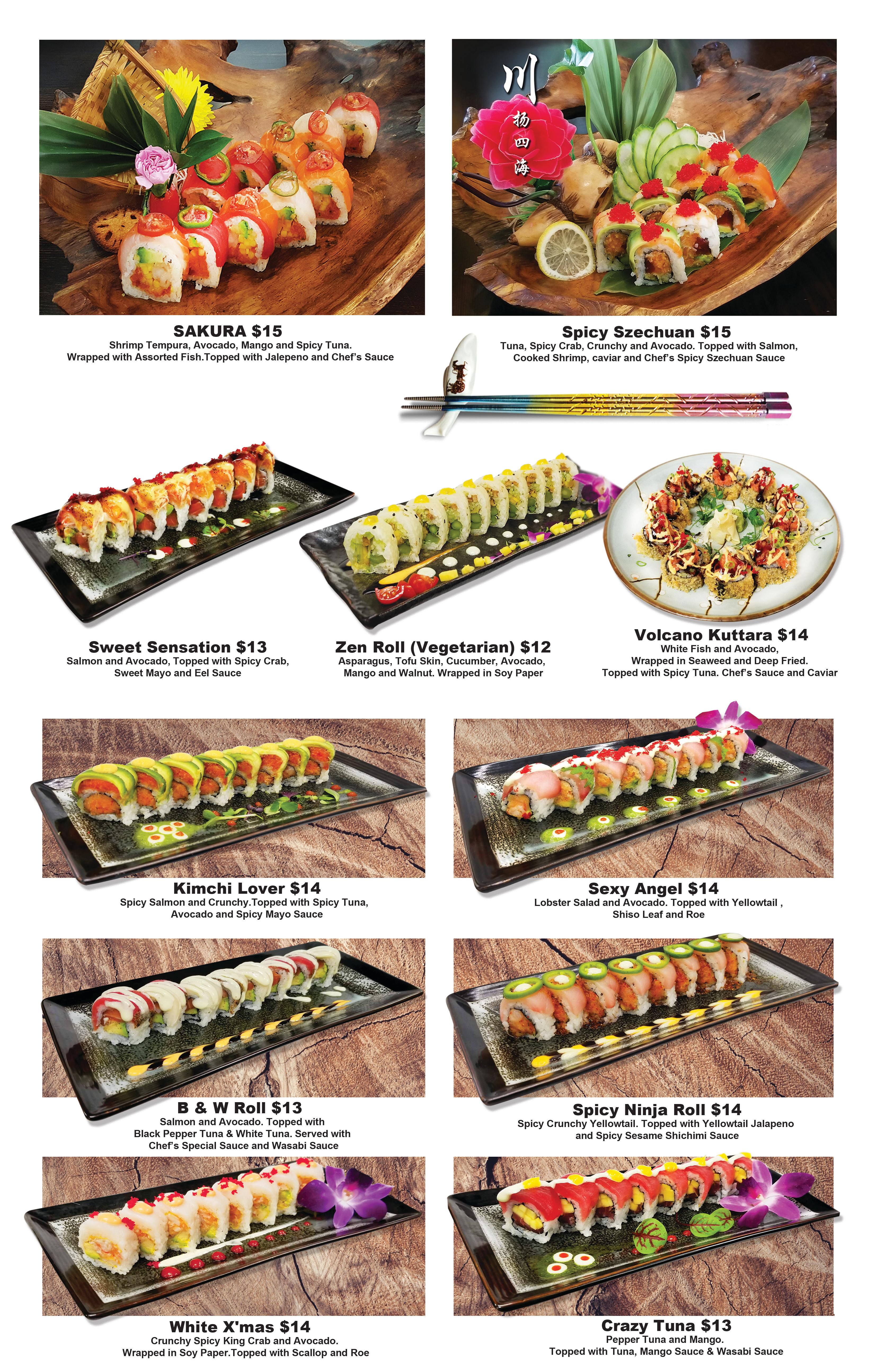 Koi Hibachi website Page14 & 15