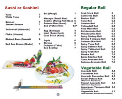 Koi Brick menu 19