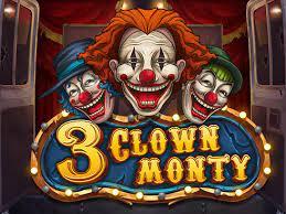 3 Clown Monty Game Review