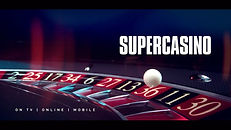 SuperCasino Banner up to 40 Free Spins