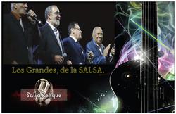 Los Grandes de la SALSA (B)