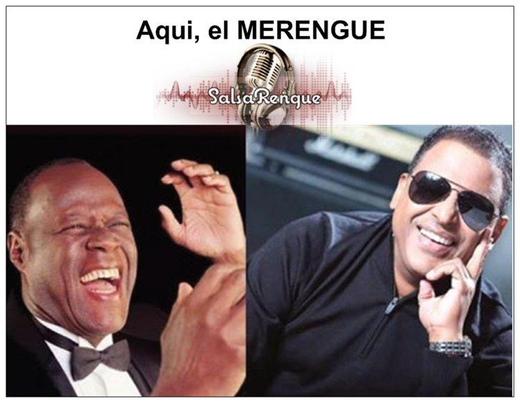 Aqui, el Merengue. (c)