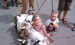 Ellicottville Pet Parade 2012
