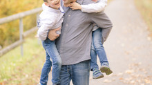 Herbst Shooting mit Familie Becker